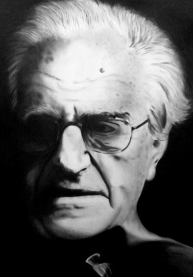 Ghassan Tueni por GeorgeManasseh